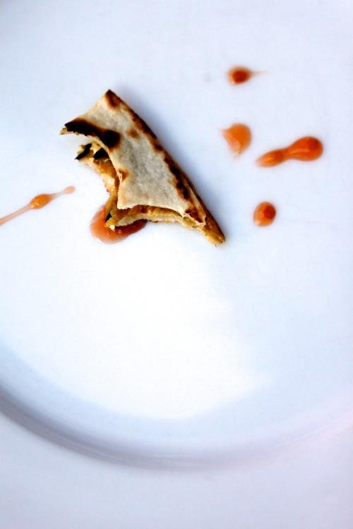 a bite left